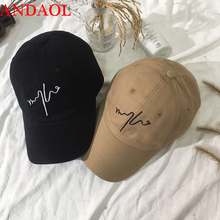 ANDAOL Unisex Baseball Casual Hat Top Quality Version Of The Wild Sun Fashion Outdoor Travel Sunscreen Beach Trainers