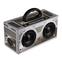 Abuzhen Bluetooth Lautsprecher Tragbare Lautsprecher Spalte Soundbar Drahtlose Lautsprecher Stereo MP3 Musik Player AUX TF Subwoofer Handys