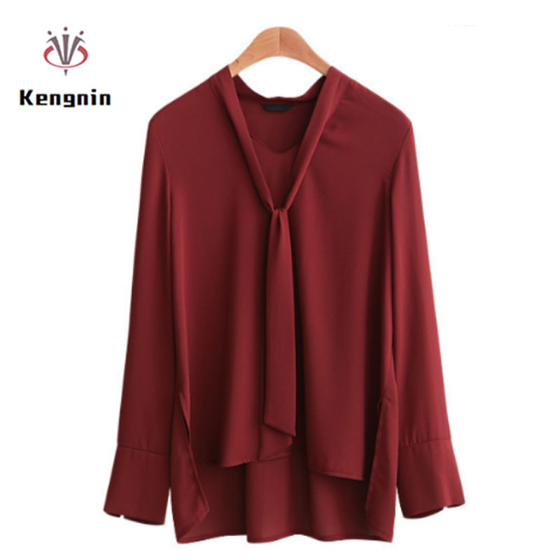 d93e5515 Cheap women blouses, Buy Quality blouses plus directly from China ladies  shirts Suppliers: EMITIRAL