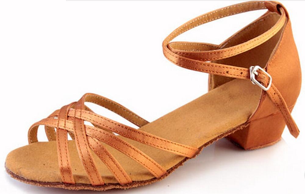 נעלי ריקוד נעליים לטינית נעלי ריקוד - נעלי ילדים