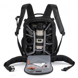Image 2 - fast shipping Gopro Genuine Lowepro Flipside 400 AW  F400 II Camera Photo Bag Backpacks Digital SLR+ ALL Weather Cover wholesale
