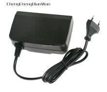 3 Đen EU Cắm AC 100 245 Bộ Sạc Tường AC/DC Adapter Cấp Nguồn Sạc Cho n64 Thay Thế