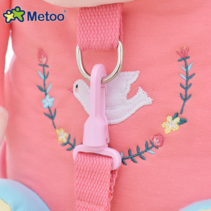 New-Arrival-Cute-Cartoon-Bags-Kids-Doll-Plush-Backpack-Toy-Children-Shoulder-Bag-for-Kindergarten-Girl-Metoo-Backpack-4