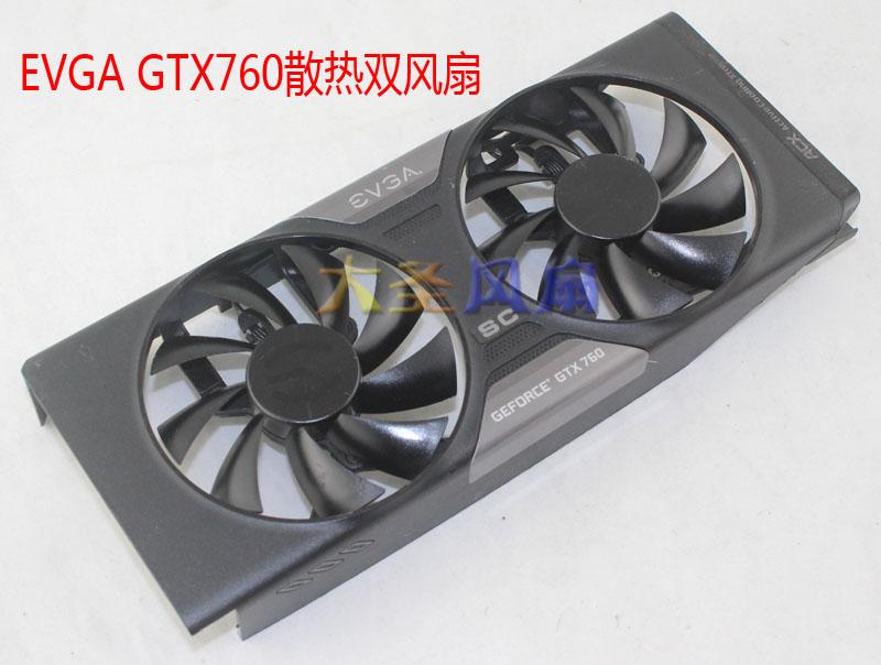 Original for EVGA GTX760/770 Graphics card cooling fan PLA09215B12H DC12V 0.55A