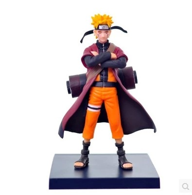 font b Naruto b font font b Naruto b font Uzumaki assembles toy model Anime