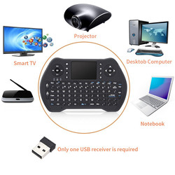 Air Mouse MT10 2.4GHZ Mini Wireless Bluetooth Keyboard Touchpad Support Android Work Home Office Business trip laptop Keyboards