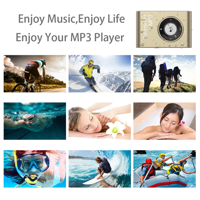 4 gb esportes fone de ouvido leitor