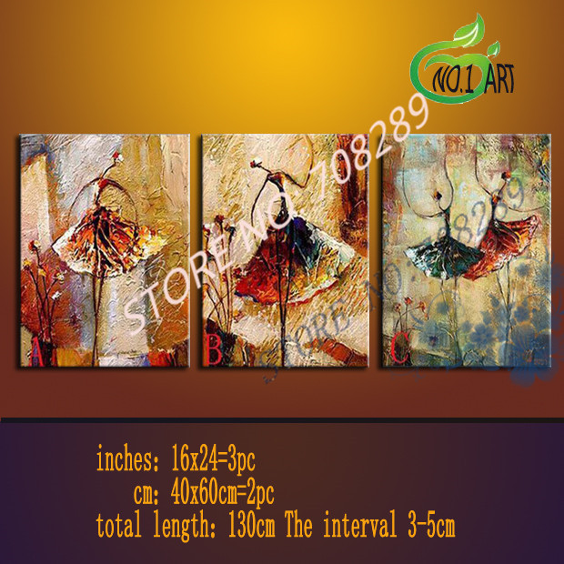 thick technique high quality ensure Hand painted Home decoration Cheap Abstract the Modernist Wall art Oil Painting Picture