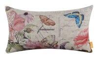 LINKWELL 2016 Gorące przypadku Motyl Kwiat Użytkowa rzucać Poduszkami Obicia na poduszki Kreatywnych dekoracji na Kanapie Samochodu pokrywa 50X30 Cm