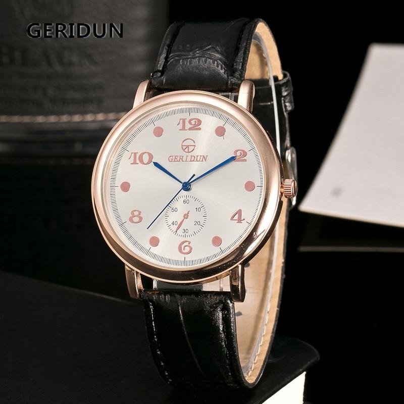 GERIDUN - นาฬิกาผู้ชาย
