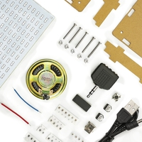 led music LED colorfule music spectrum display Electronic DIY training welding assembly parts (3)