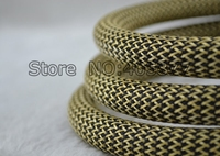 16MM Nylon Mesh Braided Sleeving For DIY Power Cord Cable Sleeves Tube Sleeves