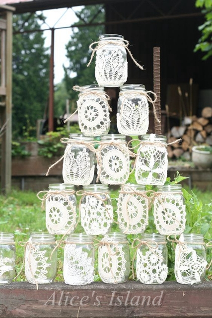Vintage Wedding Decoration Ideas Diy Aliexpress Glass Bottle Bride Party