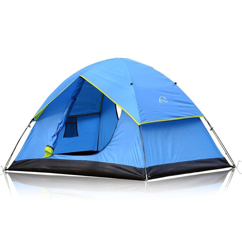 150 210 115cm camping hiking tents waterproof climbing for Outdoor fishing