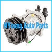 Распродажа TM16 серии автомобиль воздушный насос 2pk/8pk, 12 В/24 В/c компрессор, хорошее качество