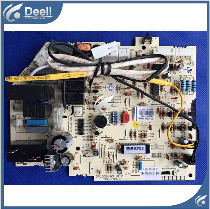 Подробнее о 95% new good working for air conditioning Computer board 301350861 M505F3 pc board circuit board on sale 95% new good working for air conditioning computer board ju7 820 1730 pow 20fh pc board circuit board on sale