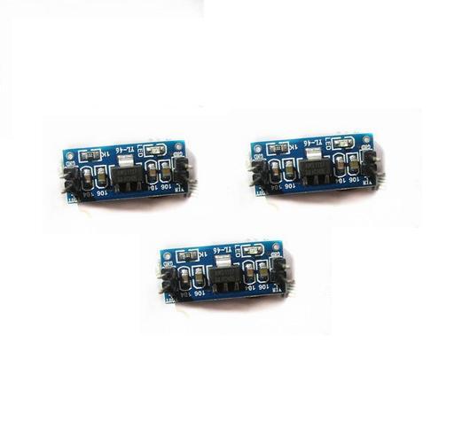Chip unstable NE 555 frequency pulse generator module SS