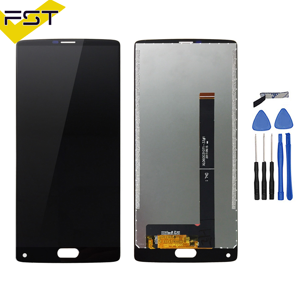 720*1440 For Homtom S9 PLUS LCD Display and Touch Screen 5.99 Inch Repair Parts For Homtom S9 PLUS Accessory+Tools+Adhesive