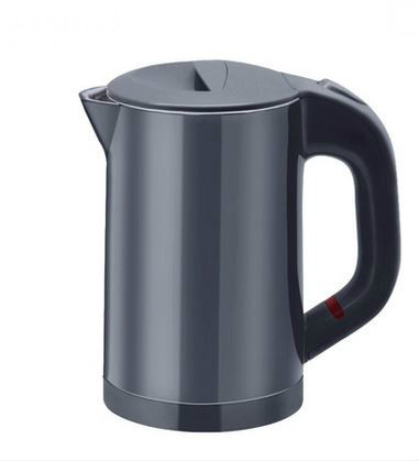 Portable overseas mini trip stainless steel electric kettle small capacity power Overheat Protection