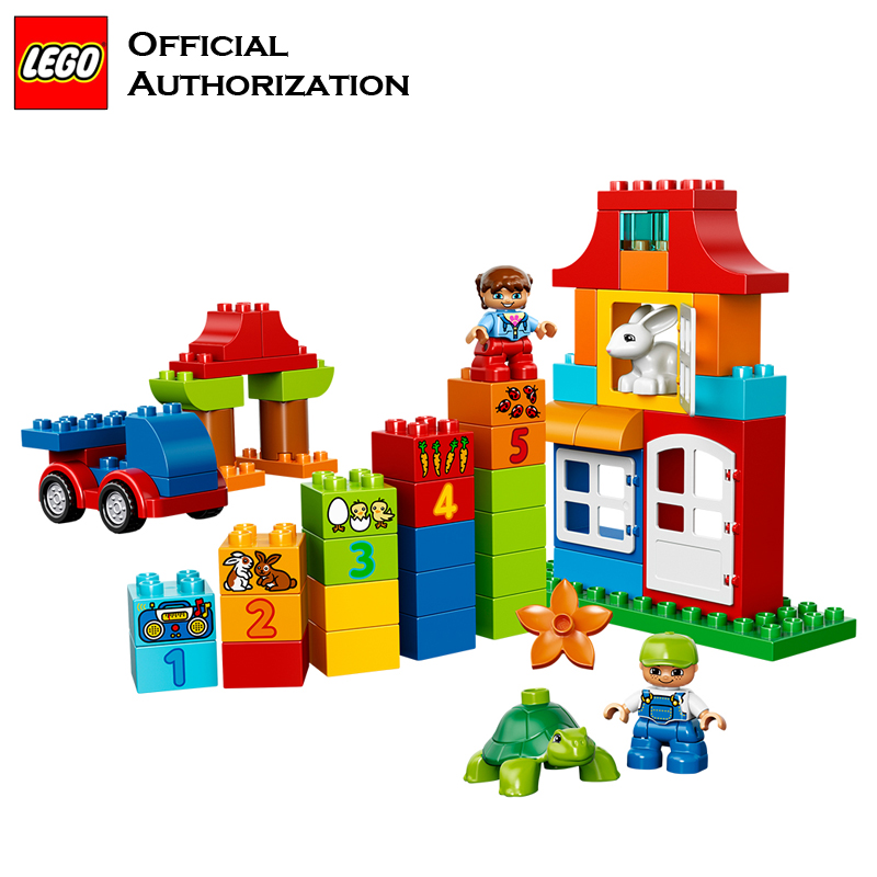 מוצר Original Brand Duplo Lego Big Size 95 Pcs Building