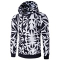 2017 Winter Brand Clothing 3D Digital Printed Pullover Hoodies Casual Sweatshirt Hooded Long Sleeves Jackets T XXL