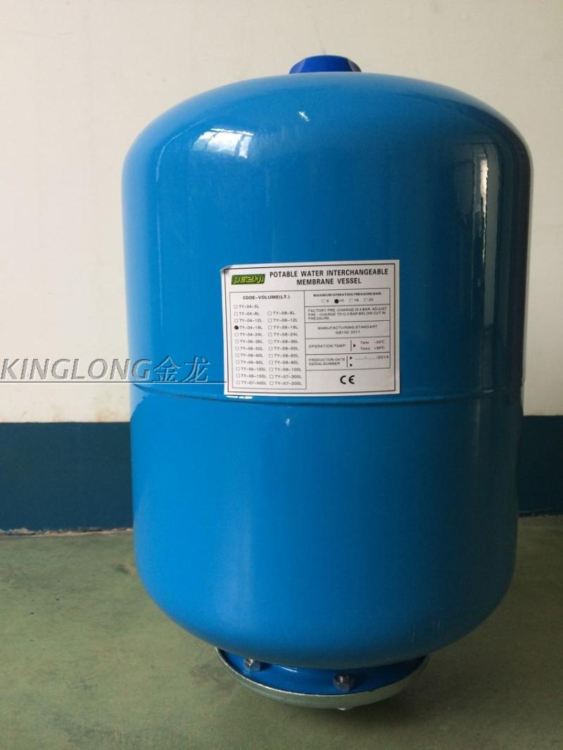 19 24L high pressure hot water inlet pressure tank Pump Frequency ...