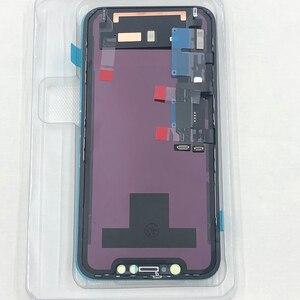 Image 2 - شاشة LCD أصلية 6.1 بوصة لهاتف iphone XR شاشة OEM تعمل باللمس مع محول رقمي للاستبدال 100% أدوات مجربة مجانية لهاتف iPhone XR LCD