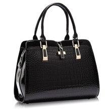 YINGPEI Women Bag Vintage Casual Tote Top-Handle Women Messenger Bags Shoulder student Handbag Purse Wallet Leather 2018 New