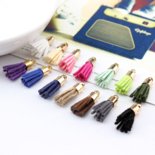 2pcs black red grey tassel earring  for women fashion jewelry circle earring hot sale key chain bag hanging mobile phone pendant цены онлайн