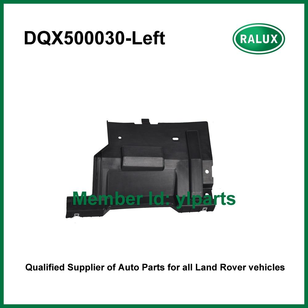 DQX500030 left rear auto bumper pedestal bracket for LR LR2 Freelander 2 car bumper bracket automotive body parts wholesale