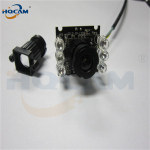 Image 3 - HQCAM 10PCS 850nm IR led 1080P Mini usb camera module IR infrared Night vision CMOS Board Camera for Android Linux Windows