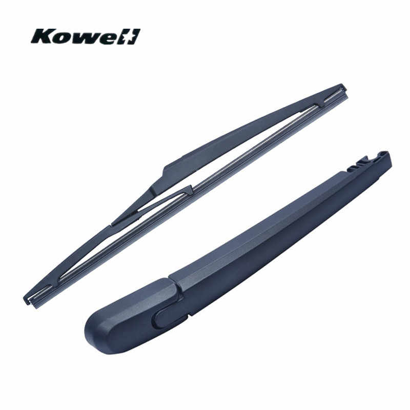 New Rear Windshield Wiper Blades for Toyota Corolla Verso MK 2 mk2 ZZE ZER R1 Refill Brushes for Car Janitors Windscreen Washer