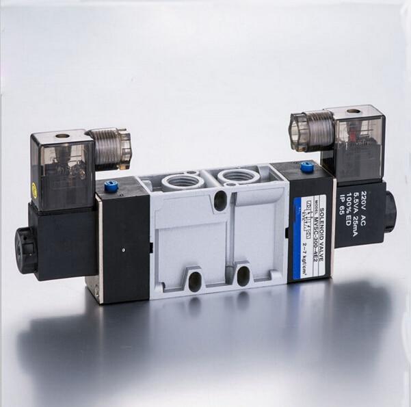 3/8 MVSC300 series mindman solenoid valve double solenoid air solenoid valve sy5420 5mo 01 solenoid valve