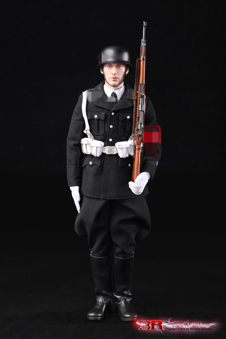 1/6th scale Military figure Plastic model toy Leibstandarte LAH Honor Guard Aaron 12 Action figure doll Collectible Figure 1 6th scale military figure collectible model plastic toy blue steel commandos swat beijing china 12 action figure doll
