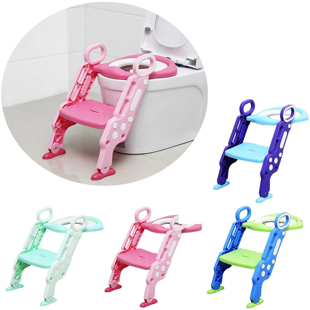 Chair Kids Folding Baby Portable Child Outdoor Girl Deer Toilet-Ring -10 Potty Travel