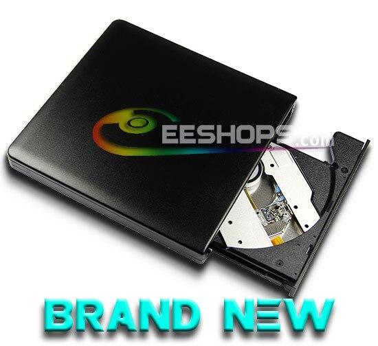 USB 3.0 External Blu-ray Burner 6X 3D BD-RE DL 8X DVD Writer Drive for ASUS ROG G750 G750JZ G750JS G750JW G750JM Laptop Case New