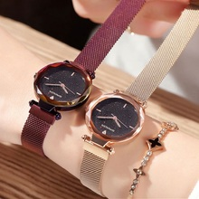 wrist watches for women luxury 2019 simple fashion Purple blue black rose gold alloy stainless steel female watch waterproof guou womens watches waterproof fashion dress ladies wrist watch simple date dial clock rose gold watch female pink black purple