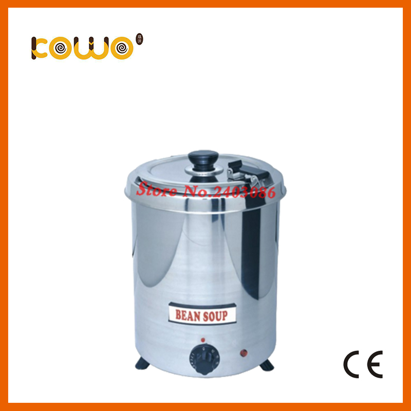 10l kitchen electric food warmer EGO thermostate stainless steel buffet soup bain marie catering food display warmer