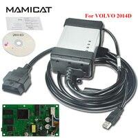 Green PCB Full Chip For Volvo Vida Dice 2014D Auto Diagnostic Tool Vida Dice Pro Firmware