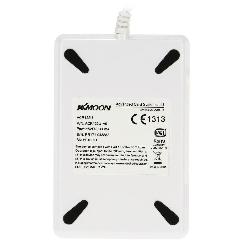 🛒 KKmoon ACR122u NFC Reader Writer 13 56Mhz RFID Copier