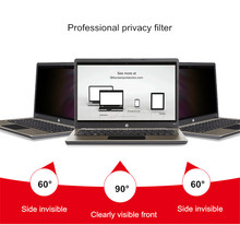 "14 inch Privacy Filter Anti spy Screens protective film for 16:9  Laptop 12 3/16 ""wide x 6 7/8 "" high (310mm*174mm)"