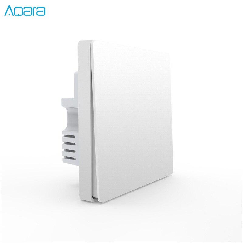 Image 5 - Xiaomi Aqara Wall Switch Light Switch ZigBee Version Single Fire/ Zero Fire /Wireless Switch APP Control Remote Smart Home Kit-in Smart Remote Control from Consumer Electronics