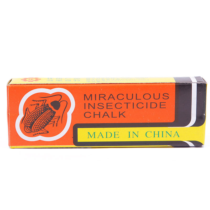 Hot Useful Miraculous Insecticide Chalk Kill Bug Flea Cockroach Ant Roaches Lice Odorless Superising 50 Packs
