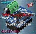4pcs/miniIBTDC  Motor Drive Module H-bridge PWM(0~100%) Control 12V-48V /5A NMOS structure