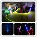 66 CM Largo Star Wars Lightsaber Armas Cosplay Espada con cuatro luminosos colores y Sonidos de PVC Figuras de Acción Juguetes para los niños regalo