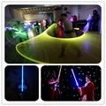 66 CM Longo Armas Cosplay Espada Sabre De Luz de Star Wars com quatro cores luminosas & Sons PVC Action Figure Brinquedos para as crianças presente