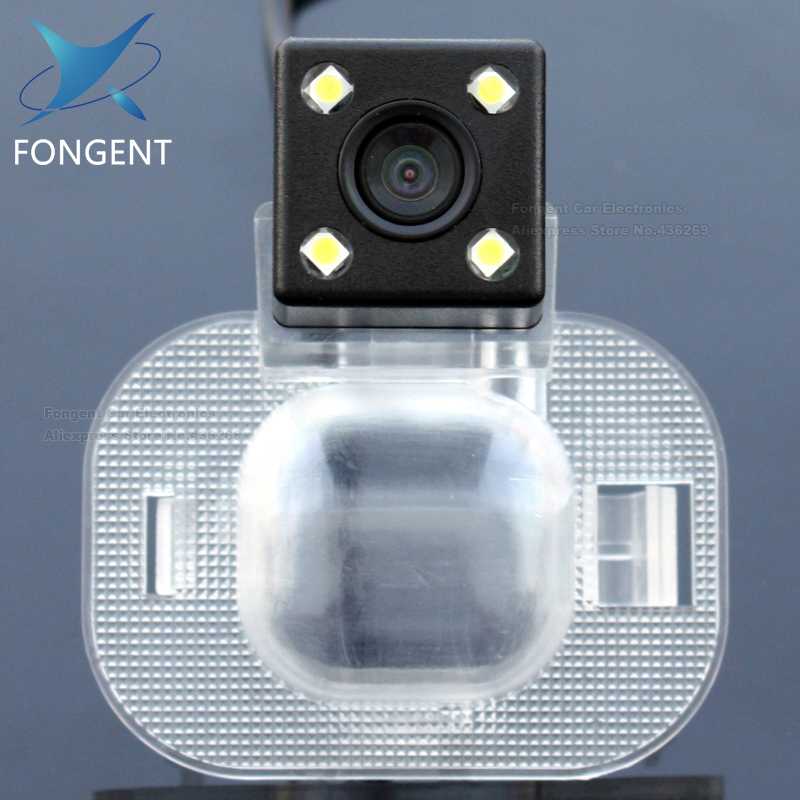 Car CCD LEDs Night Vision Reverse Backup Parking Waterproof Reversing Rear View font b Camera b