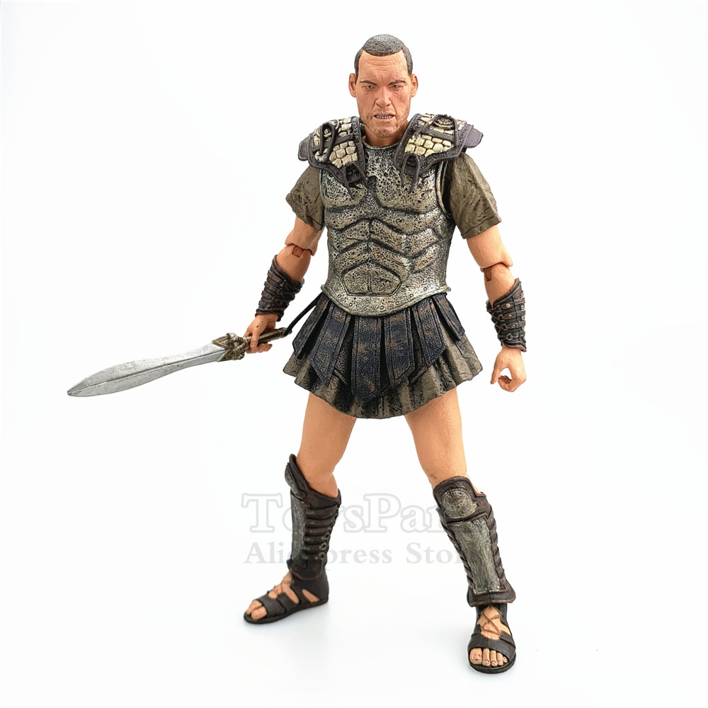 Clash of the Titans 2012 Movie Perseus 7 Scale Action Figure Original Neca Real Toys Collectible Doll Loose image