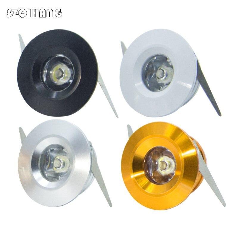 Dimmable 3W Mini Led Cabinet Lamps Mini led downlight AC85-265V led Spot light lamp include led driver For Kitchen Wardrobe
