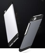 100% Original Aixuan Slim Metal Case For Xiaomi mi5 mi 5 Anti-Knock Metal PC Back Cover For Xiaomi mi5 Phone Shell